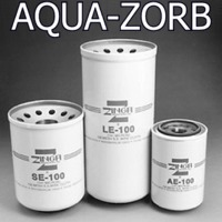 Zinga Spin-on Aqua-Zorb Filter
